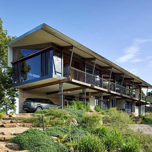 Custom Steel Fabrication Residential Home