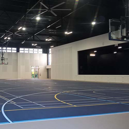 Basketball Stadium / Hall