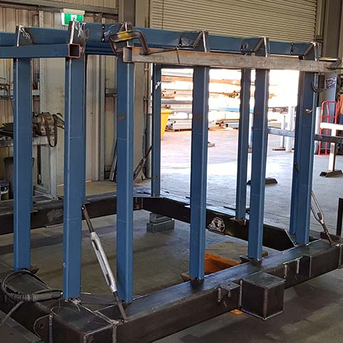 Steel Fabrication For Commercial Construction