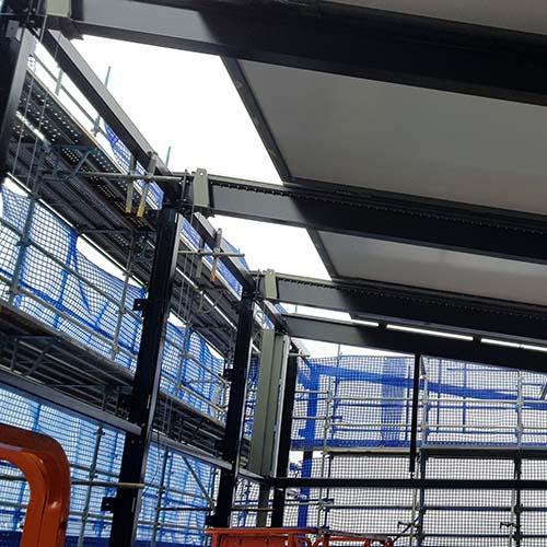 Structural Steel Installation Sunshine Coast